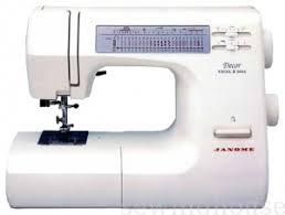 <b>Швейная машина Janome Decor</b> Excel 5024 - Швейные машины ...