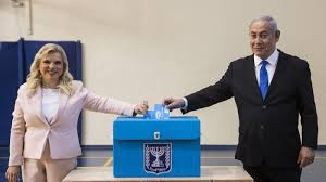 Israel Election: Netanyahu Urges Supporters To Vote : NPR
