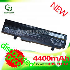 2019 Wholesale <b>Golooloo 4400mAh</b> Black <b>Battery</b> For Asus EEE PC ...