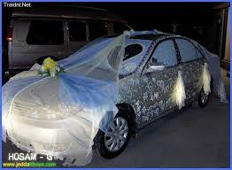 صور سيارات زفاف 2019 تزين