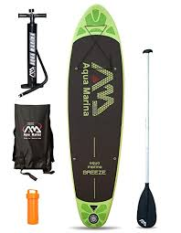 BREEZE (<b>9ft</b> 9in / 300cm) Inflatable <b>Stand Up Paddle Board</b> SUP ...