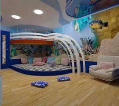 themed bedroom ideas underwater