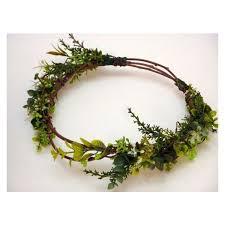 <b>Green</b> leaf flower Crown, Floral <b>Headband</b>,<b>wedding headpiece</b>, hair ...
