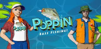 Poppin <b>Bass Fishing</b>: Clash & Catch Big Bass - Free - Apps on ...