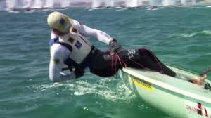 Tight and <b>tactical</b> - Olympic <b>Laser</b> sailing - YouTube