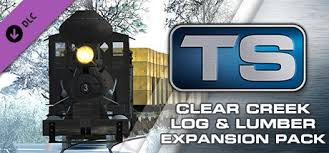 Train Simulator: Clear Creek Log & Lumber Expansion Pack Add-On ...