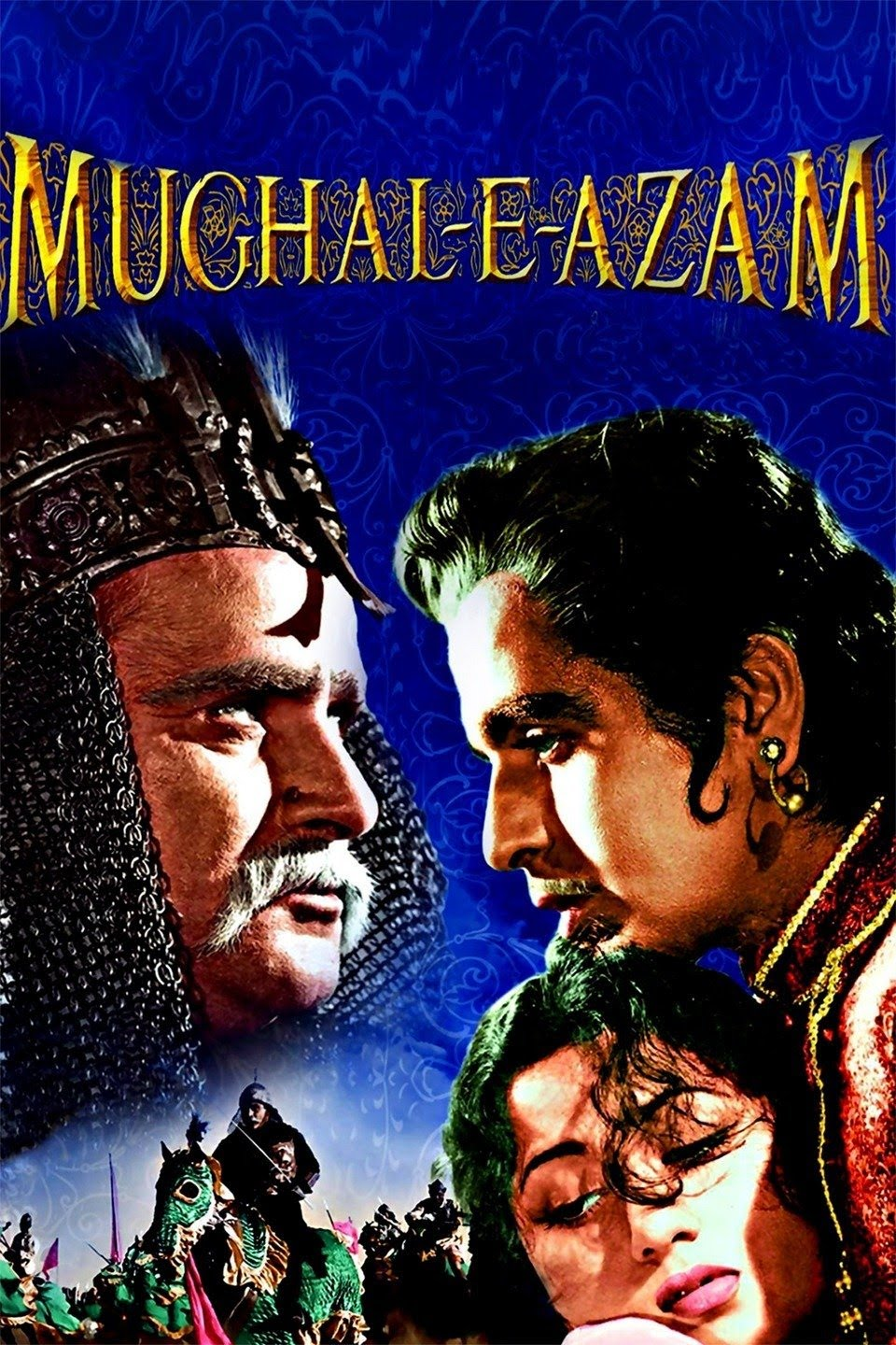 Download Mughal-E-Azam 1960 Hindi 480P | 720p