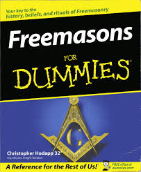 a page about masonry masonic bookshelf masons for dummies