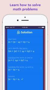 ideas about Math Solver on Pinterest   Algebra  Adding