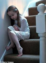 Image result for little girl all alone