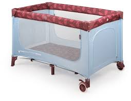 Купить <b>Манеж</b>-кровать <b>Happy Baby Martin</b> sky по низкой цене с ...