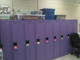 special speckled eggs newly painted super gorgeous lockers i love the color but the new janitor just informed me that he hates it ah well you can t win em all