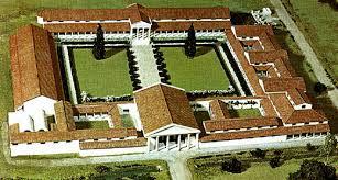 Risultati immagini per i giardini romani