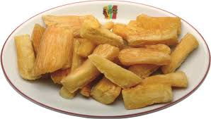 Resultado de imagem para imagens de receitas de mandiocas assadas e fritas