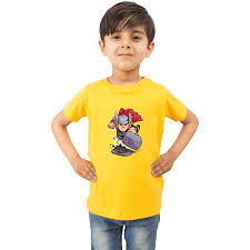 LIMIT <b>Fashion Store</b> - Flying Thor <b>Cartoon</b> Kids Colored T-Shirt ...