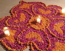 photo essay  mom bloggers get first hand look at women    s     quot this photo for me    of a beautiful mandala  made of flowers    captures an essence of india that i will never forget  the incredible welcoming spirit of