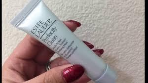 <b>Estée Lauder perfectly Clean</b> multi action foam cleanser and ...