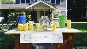 7-Year-Old Lemonade Tycoon Turns Her Stand into a Food Truck