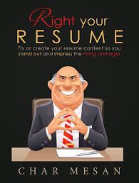 char mesan job search training for more information about the book