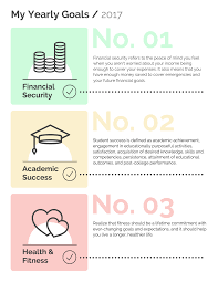 infographic maker venngage personal list infographic template