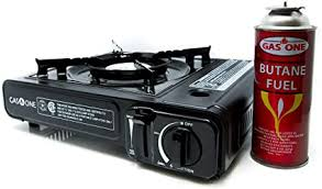 GAS ONE GS-3000 Portable Gas Stove with Carrying ... - Amazon.com