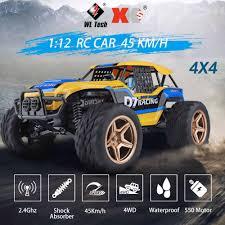Infant <b>Shining RC Cars</b> Radio Control 2.4G 4CH Race <b>Car</b> Toys for ...