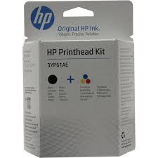 <b>Печатающая головка HP</b> 3YP61AE (черная + 3-цветная) — купить ...