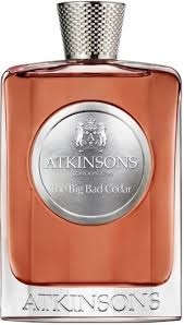 <b>Atkinsons The Big</b> Bad Cedar EdP 100ml in duty-free at airport ...