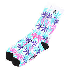 Купить <b>носки Cayler</b> And <b>Sons</b> Erbz Socks Fw14 White/Mint/Pink в ...