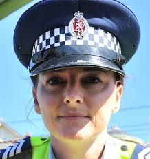 Acting Senior Sergeant Tania Baron said a guard conducting a security check of Otago Museum discovered a smashed glass door in the cafe area about 12.30am ... - sergeant_tania_baron__5162be8643