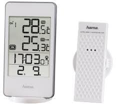 Метеостанция <b>HAMA EWS</b>-<b>840</b> 00123123 купить в Москве, цена ...