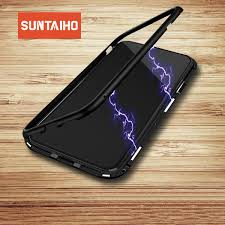 <b>Suntaiho</b> Magnetic Adsorption Phone <b>Case</b> For IPhone XS Max XR ...