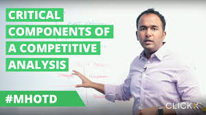 Critical Components Of A Competitive SWOT Analysis | Marketing ...