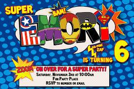 superhero birthday invitations templates template superhero birthday party invitations card superhero birthday invitations