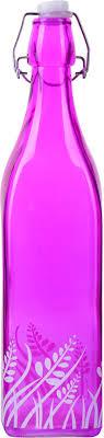 <b>Бутылка Loraine</b>, цвет: фиолетовый, 1 л — купить в интернет ...