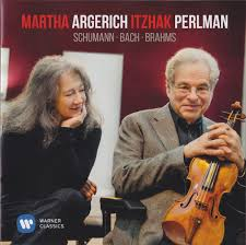 <b>Martha Argerich</b>, <b>Itzhak Perlman</b>, Schumann* ∙ Bach* ∙ Brahms ...