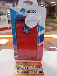 iPhone 7 - <b>Чехол</b> силиконовый <b>skinBOX для</b> APPLE iPhone 7, Slim ...