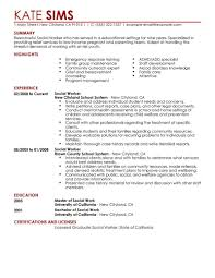 examples of resumes social work resume templates for 81 social work resume templates resume for work
