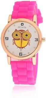 Cute Owl Diamonds Quartz Analog Watch for Teenage Girl <b>Candy</b> ...