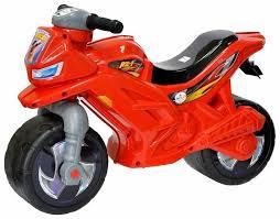 <b>Каталка</b>-толокар <b>Orion</b> Toys Мотоцикл 2-х колесный (501 ...