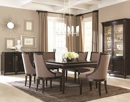 elegant square black mahogany dining table: contemporary dark mahogany dining room   contemporary dark mahogany dining room