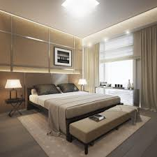 f contemporary small apartment bedroom decoration ideas presenting wonderful glass crystal ceiling lights over queen size bed and bench on linen carpet amazing ceiling lighting ideas family