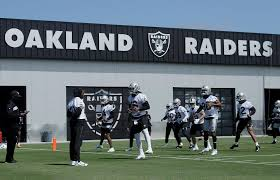 Raiders rookie safety Johnathan Abram draws attention from team ...