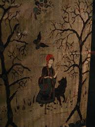 the journey to batik de reis naar batik little red riding hood little red riding hood where are you going