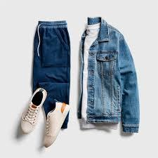 What do I <b>wear</b> with a <b>jean jacket</b>? | Stitch Fix <b>Men</b>
