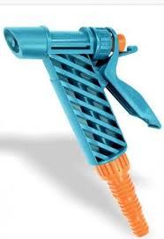 Распылитель-пистолет 1/2' <b>5/8' 3/4' с</b> фиксатором - купить в ...