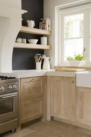 love the natural wood cabinets and great paint color in the kitchen amazing light wood