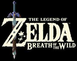 Bilderesultat for breath of the wild logo