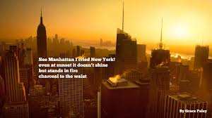 the best poems about new york city boo york city hires new york sunset skyline