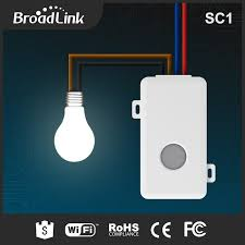 (unio) <b>BroadLink SC1</b> smart home <b>wireless wifi</b> controlled switch ...